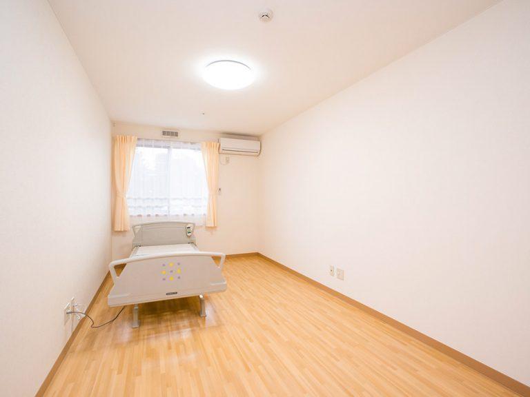 お年寄りが住みやすいアパートのような 集合住宅