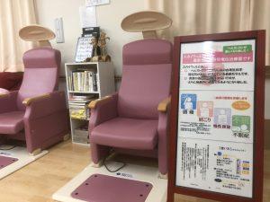 【電位治療器】スカイウェル 正式導入!(2019.11 デイサービス)