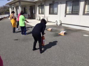 春の消防訓練2021